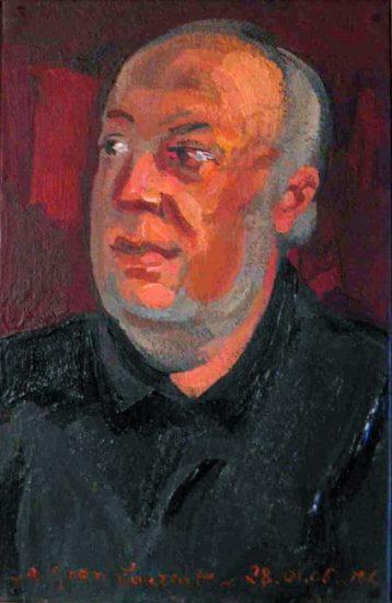 Jean-Laurent Cochet - 24 x 16 cm - collection particulière